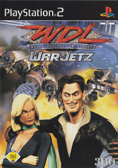 World Destruction League WarJetz
