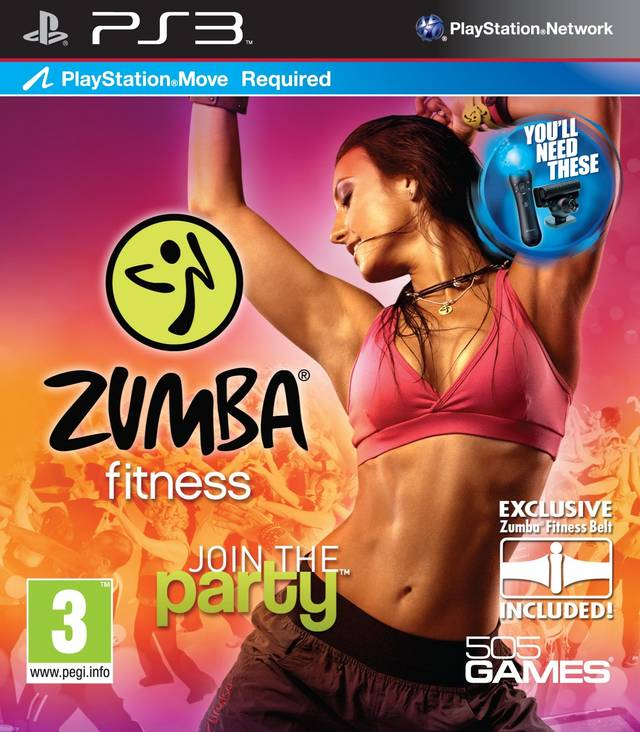 Zumba Fitness Join the Party (MOVE)