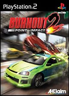 Burnout 2 Point to Impact