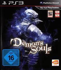 Demon Soul's (Német borító) Választható angol nyelv
