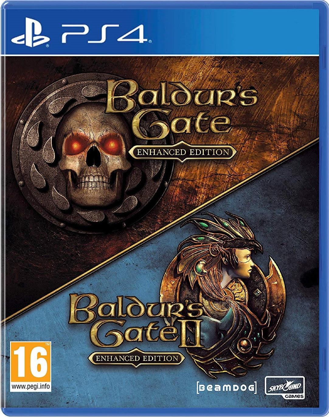 Baldur's gate 1 & 2 enhanced edition