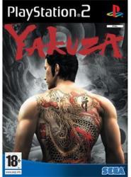 Yakuza (Német borító) Választható angol nyelvvel
