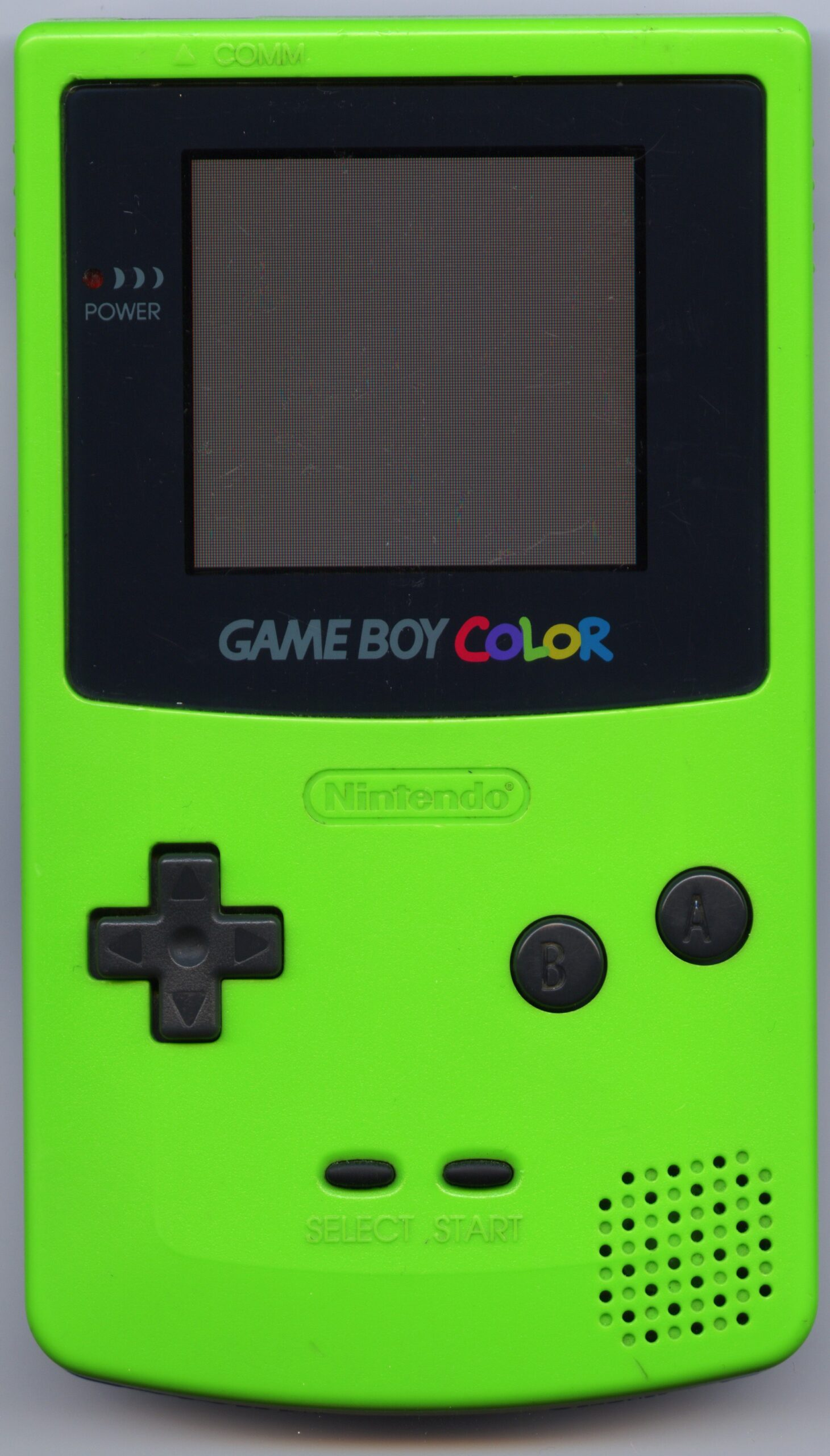 Gameboy Color (Green) CGB-001