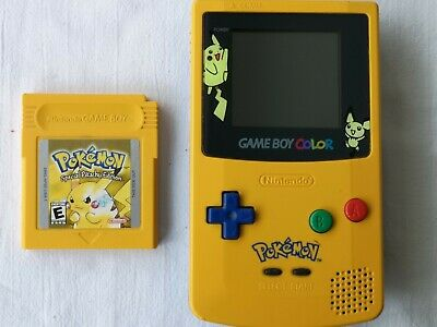Nintendo Gameboy Color Pokemon Special Edition (CGB-001)
