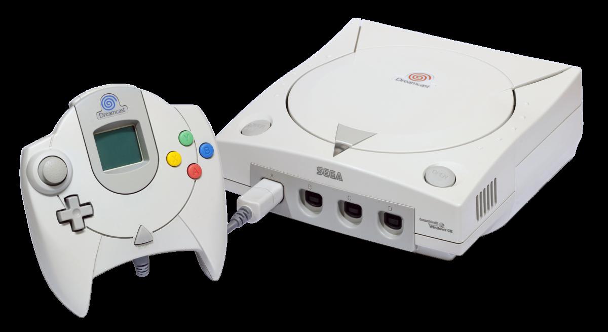SEGA Dreamcast (HKT-3030)