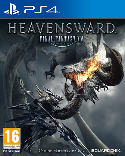 Final Fantasy 14 Heavensward (új)