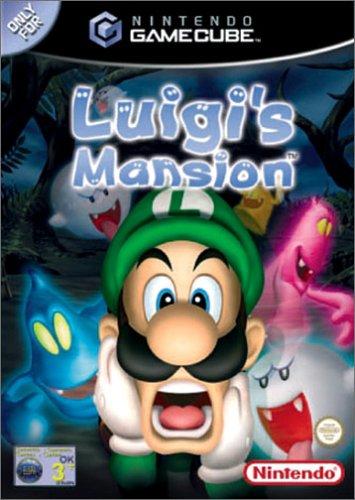Luigi's Mansion (No manual, Német borító, választható angol nyelv)