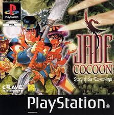 Jade Cocoon (No manual)