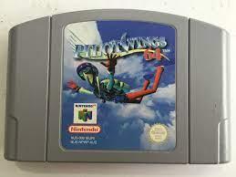 Pilot Wings 64