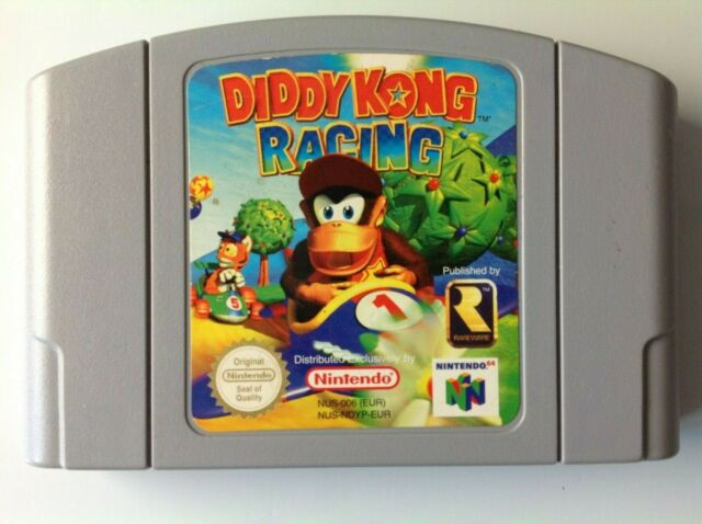 Diddy Kong Racing (N64) CTR