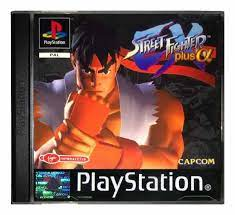 Street Fighter Alpha Plus (No manual)