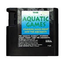The Aquantic Games (SEGA Genesis CTR )