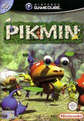 Pikmin Gamecube (német boritó, választható angol nyelv)