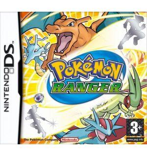 Pokemon Ranger (sérűlt borító)