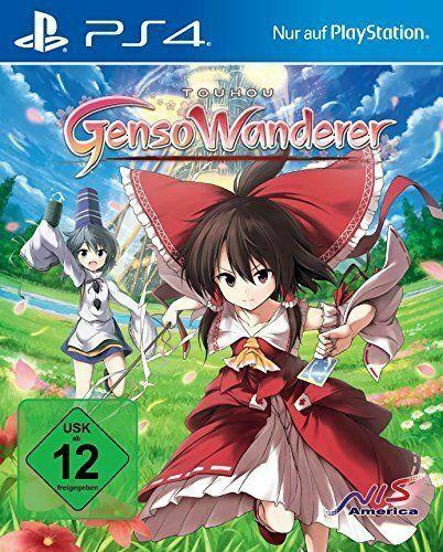 Touhou Genso Wanderer (USK)