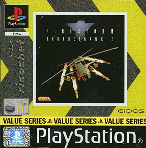 Thunderhawk 2 Firestorm (Ricochet)