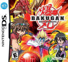 Bakugan Battle Brawlers (NTSC)