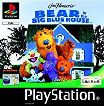 Bear in the Blue House