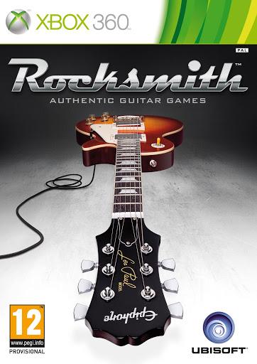 Rocksmith (kábellel, bund matricákkal, doboza sérült)