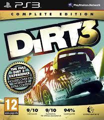 Dirt 3 Complete edition (DLC a lemezen) és kód él