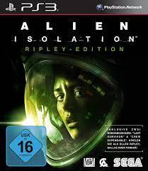 Alien Isolation Ripley Edition (Német borító, választható angol nyelv) DLC KÓD ÉL