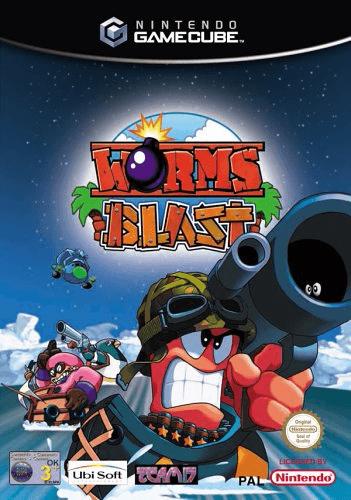 Worms Blast (Gamecube)