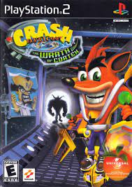 Crash Bandicoot Wrath of Cortex (NTSC)