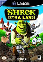 Shrek Extra Large (no manual) német borító, választható angol nyelv