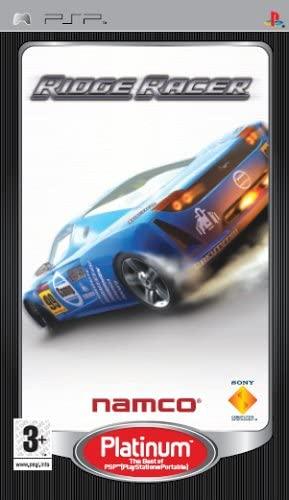 Ridge Racer 1 (platinum)