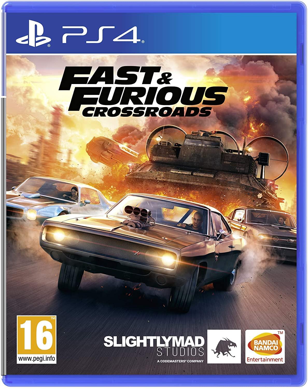 Fast & Furious Crossroads (Új!)