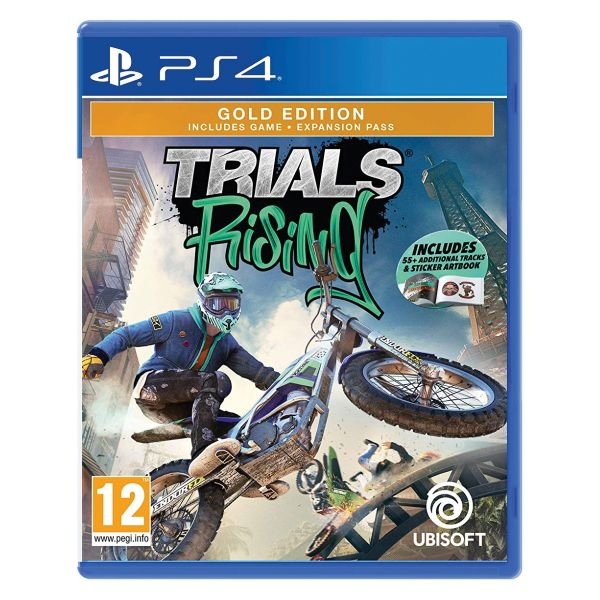 Trials Rising Gold Edition (ÚJ)