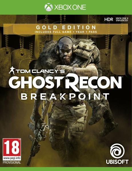 Tom Clancy's Ghost Recon Breakpoint Gold Edition (Új!)