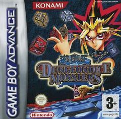 Yu-Gi-Oh Dungeon Dice Monsters GBA