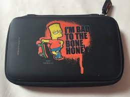 The Simpsons Bart NDS Lite tok (fülhallgatóval)