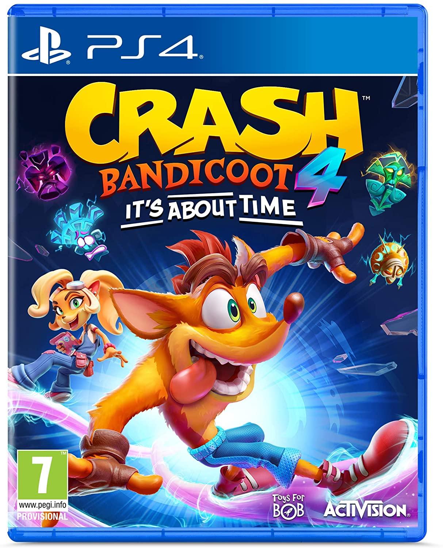 Crash Bandicoot 4 It's About Time (ÚJ)