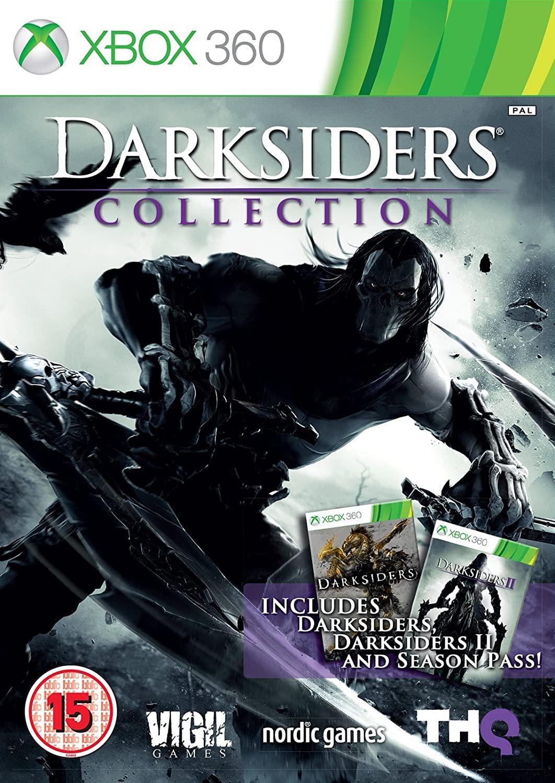 Darksiders Collection (Német borító, választható angol nyelv)