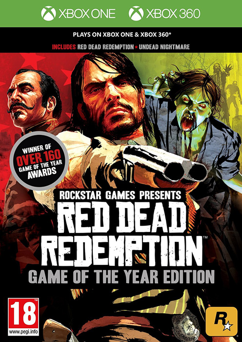 Red Dead Redemption (Game of the Year Edition) (Xbox One komp.)