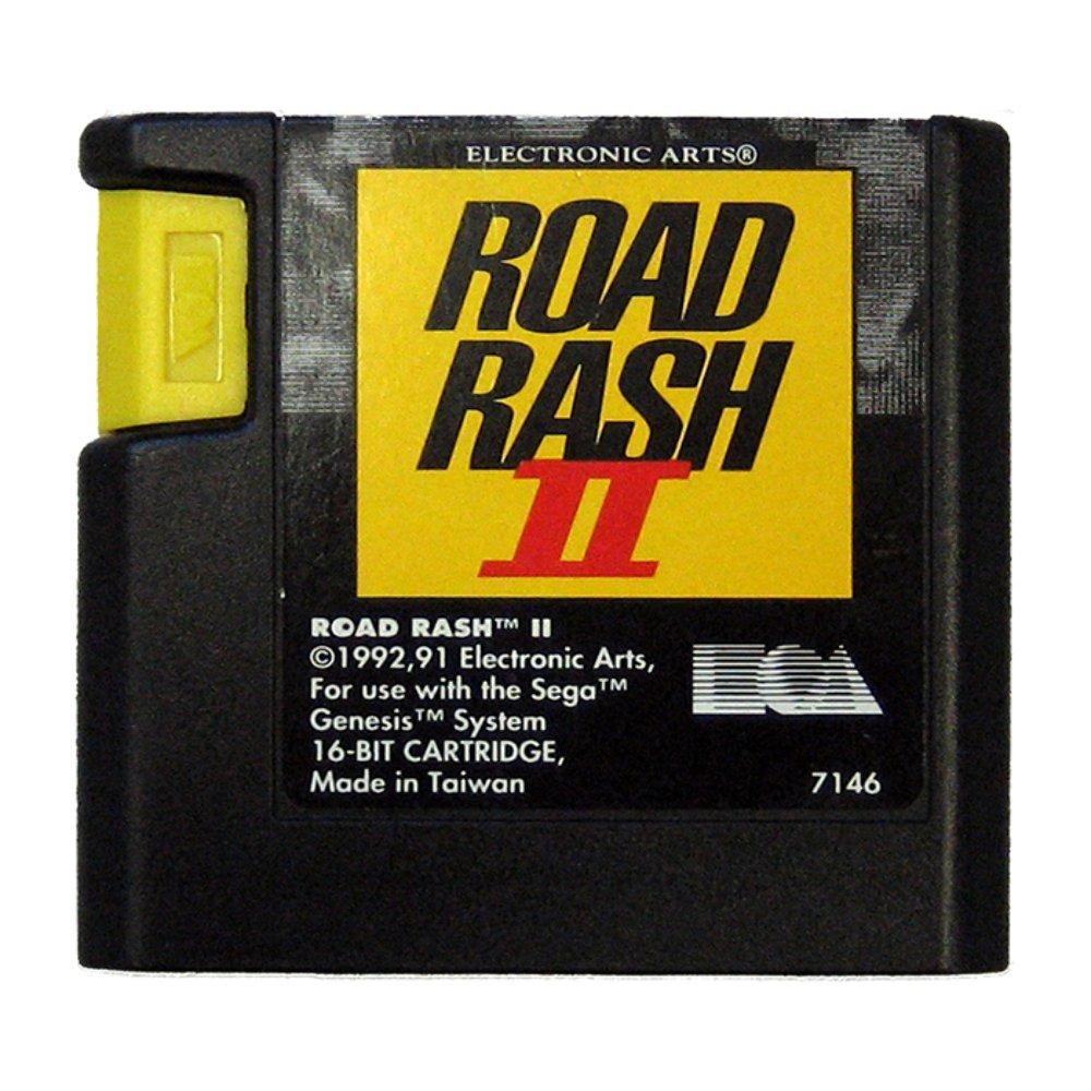 Road Rash 2 – SEGA Genesis (Cartridge)