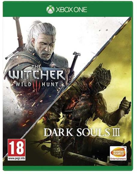 The Witcher 3 Wild Hunt + Dark Souls 3 Double Pack