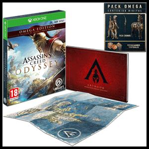 Assassin's Creed Odyssey Omega Edition (kód már nem él)