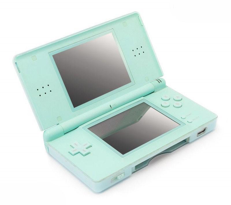 Nintendo DS lite (Ice Blue)
