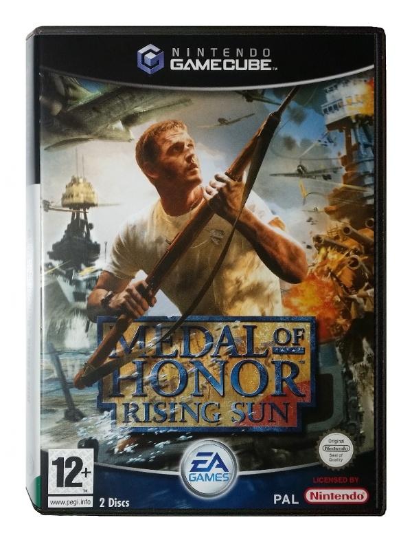 Medal of Honor Rising Sun (GameCube)