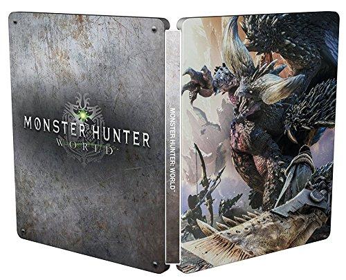 Monster Hunter World Steelbook (játékkal, slipcase nélkül)