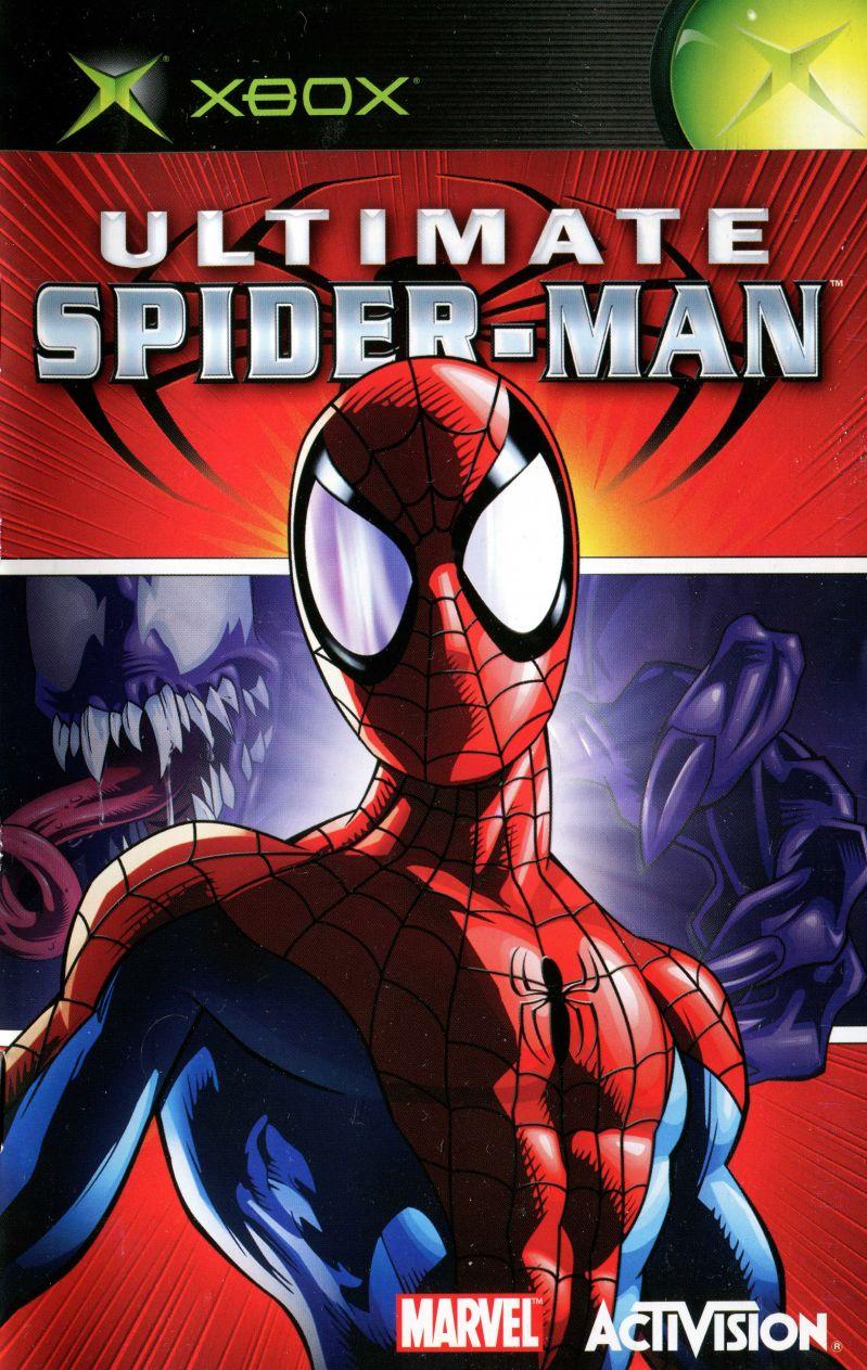 Ultimate Spider-man (no manual)