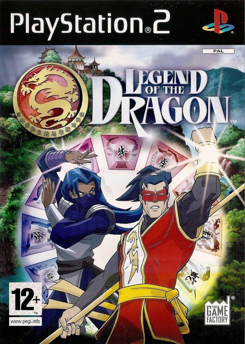Legend Of The Dragon (no manual)