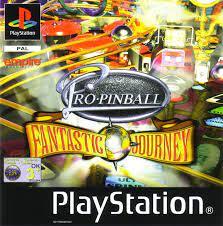 Pro Pinball Fantastic Journey (no manual, no front cover)