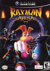 Rayman Arena Nintendo Gamecube (NTSC) no manual