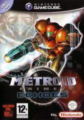 Metroid Prime 2 Echoes (No Manual)