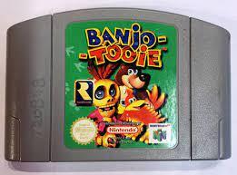 Banjo-Tooie (N64) Only Cartridge