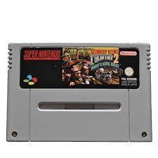 Donkey Kong Country 2 (SNES) Cartridge